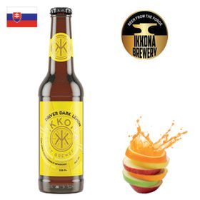 Ikkona Driver Dark Lemon 330ml