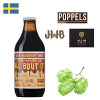 Poppels / All In / J. Wakefield Brewing -  All 'Bout it 330ml